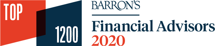 Barron's Top 1200 logo